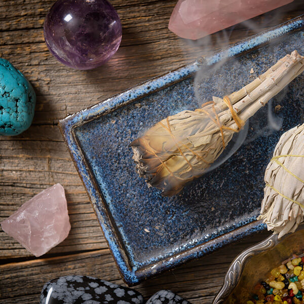 Smudging & Incense